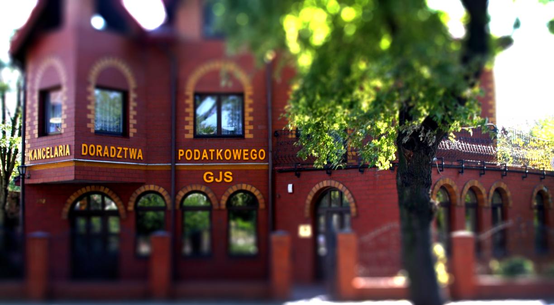 """Kancelaria Doradztwa Podatkowego """"GJS"""" Grzegorz Sikora biuro 1"""