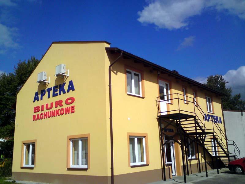"""ARKA"" Spółka Cywilna Kubit Stanisław Kubit Jolanta Kubit Mateusz biuro"
