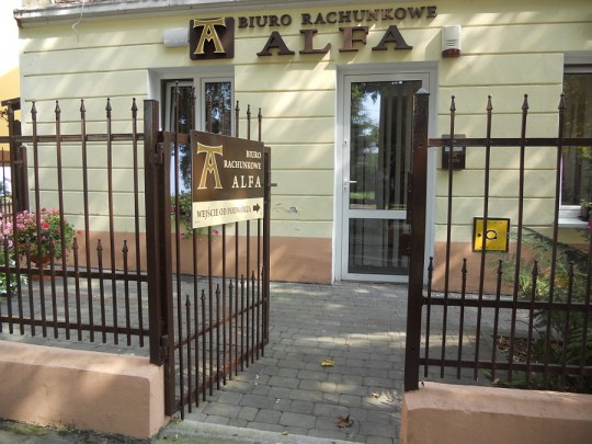 "Biuro Rachunkowe ""Alfa"" Anna Wasztyl biuro 1"