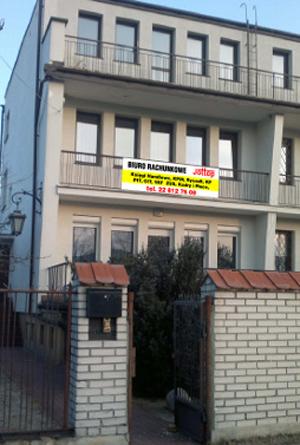 """Biuro Rachunkowe """"Jottop"""" Jerzy Topczewski  biuro 1"""
