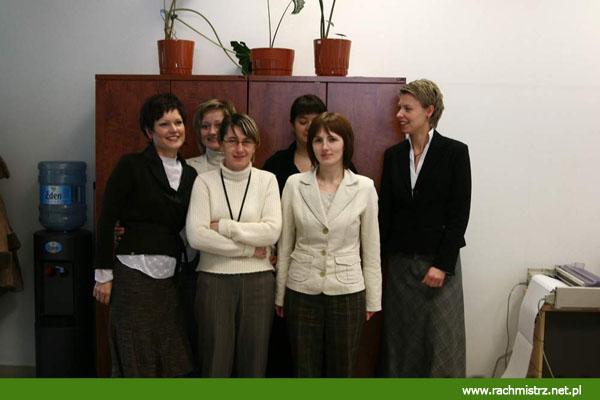Rachmistrz Plus Spółka z o.o. biuro 2